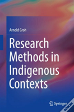 Wook.pt - Research Methods In Indigenous Contexts