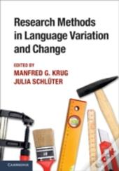 Research Methods In Language Variation And Change