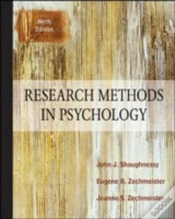 Wook.pt - Research Methods In Psychology