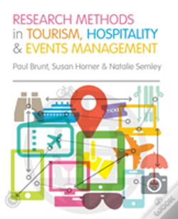 Wook.pt - Research Methods In Tourism, Hospitality And Events Management