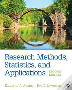 Wook.pt - Research Methods, Statistics, And Applications