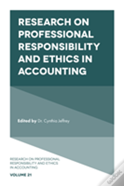 Wook.pt - Research On Professional Responsibility And Ethics In Accounting
