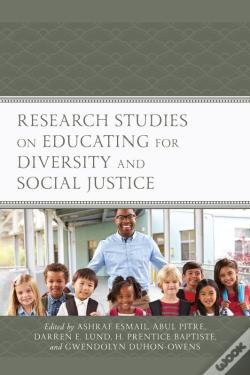 Wook.pt - Research Studies On Educating For Diversity And Social Justice