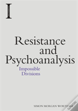 Wook.pt - Resistance And Psychoanalysis