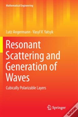 Wook.pt - Resonant Scattering And Generation Of Waves
