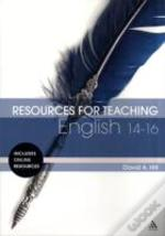 Resources For Teaching English 1416