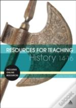 Resources For Teaching History 1416