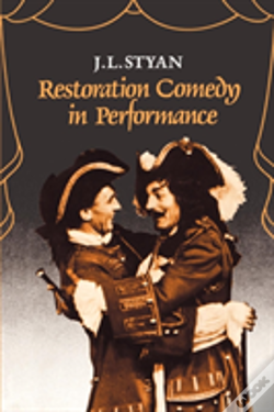 Wook.pt - Restoration Comedy In Performance