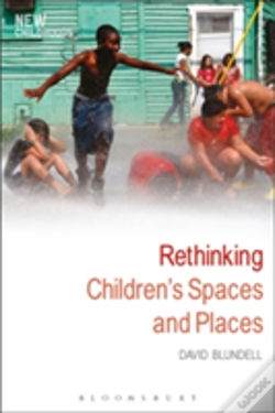 Wook.pt - Rethinking Children'S Spaces And Places