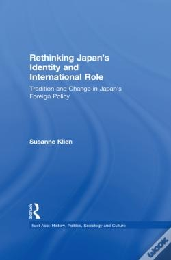 Wook.pt - Rethinking Japan'S Identity And International Role