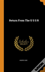 Return From The U S S R