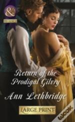 Return Of The Prodigal Gilvry