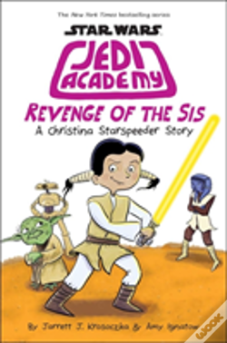Wook.pt - Revenge Of The Sis (Jedi Academy #7)