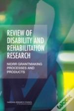 Review Of Disability And Rehabilitation Research