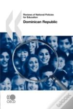 Reviews Of National Policies For Education Dominican Republic