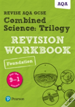 Wook.pt - Revise Aqa Gcse Combined Science: Trilogy Foundation Revision Workbook