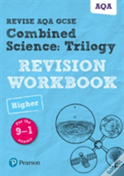 Wook.pt - Revise Aqa Gcse Combined Science: Trilogy Higher Revision Workbook