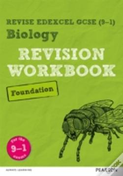 Wook.pt - Revise Edexcel Gcse (9-1) Biology Foundation Revision Workbook