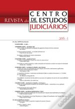 Revista Do Cej N.º 1 De 2015