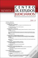 Revista do CEJ N.º 2 de 2014