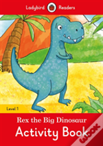 Rex The Dinosaur Activity Book