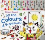 Richard Scarry: All The Colours Of Busytown