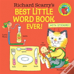 Wook.pt - Richard Scarry'S Best Little Word Book Ever!