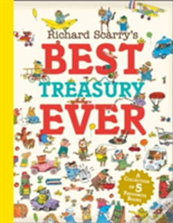 Wook.pt - Richard Scarry'S Best Treasury Ever