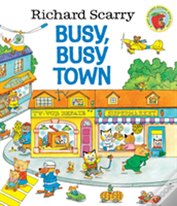 Wook.pt - Richard Scarry'S Busy, Busy Town