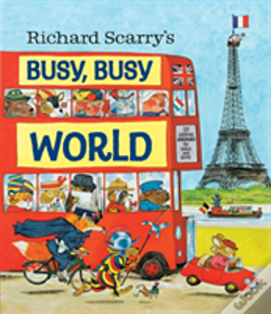 Wook.pt - Richard Scarrys Busy Busy World