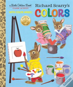 Wook.pt - Richard Scarry'S Colors