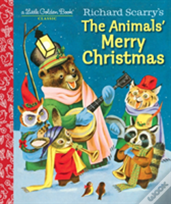 Wook.pt - Richard Scarry'S The Animals' Merry Christmas