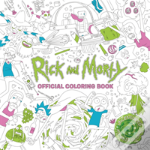Rick & Morty The Offical Colouring Book