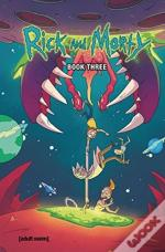 Rick And Morty Hardcover Volume 3