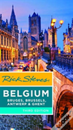 Rick Steves Belgium (Third Edition)