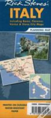 RICK STEVES' ITALY MAP