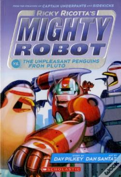 Wook.pt - Ricky Ricotta'S Mighty Robot Vs. The Un-Pleasant Penguins From Pluto