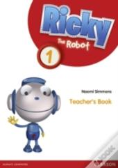 Ricky The Robot 1 Teachers Book