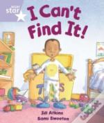 Rigby Star Guided Reception: Lilac Level: I Can'T Find It Pupil Book (Single)