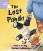 Rigby Star Guided Reception, Lilac Level: The Lost Panda Pupil Book (Single)
