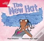 Rigby Star Guided Reception Red Level: The New Hat Pupil Book (Single)