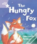 Rigby Star Guided Reception: The Hungry Fox Pupil Book (Single)