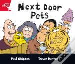 Rigby Star Guided Red Level: Next Door Pets Single