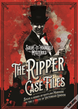 Wook.pt - Ripper Case Files: Solve-It-Yourself Mysteries