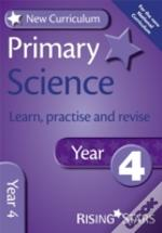 Rising Stars Study Guides Science