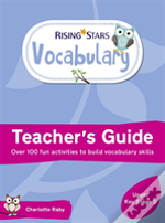 Rising Stars Vocabulary: Upper Key Stage 2