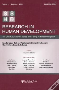 Wook.pt - Risk And Resilience In Human Development