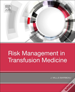 Wook.pt - Risk Management In Blood Transfusion Medicine
