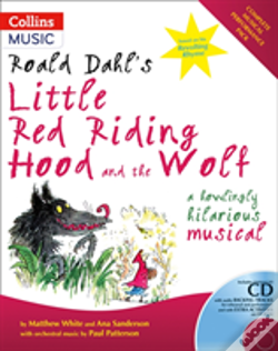 Wook.pt - Roald Dahl'S Little Red Riding Hood And The Wolf