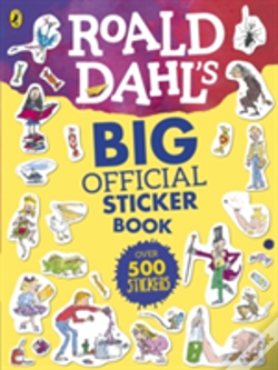 Wook.pt - Roald Dahl'S Marvellous Official Sticker Book